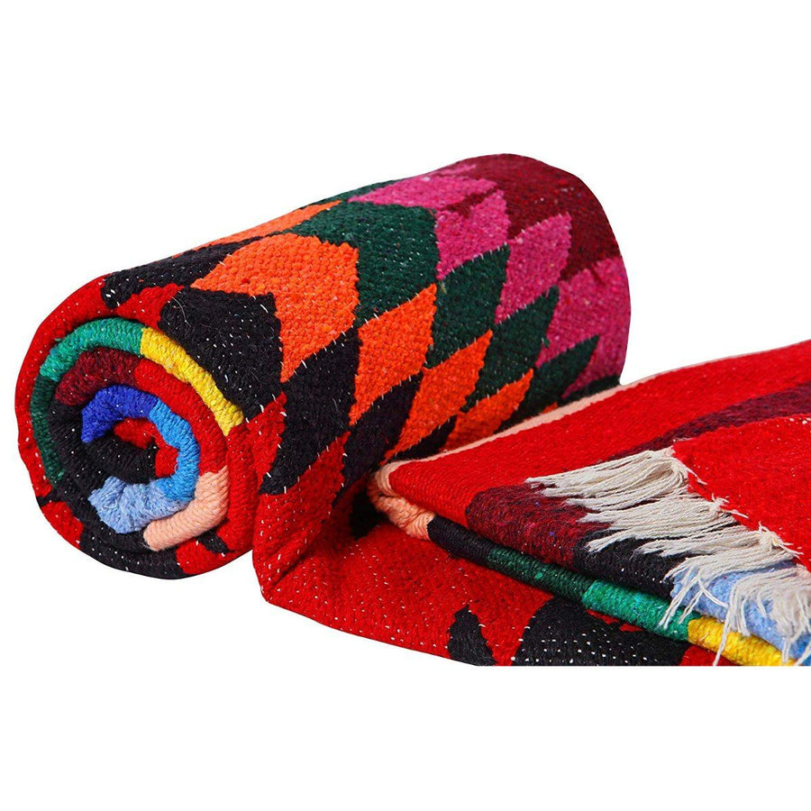 Mexican Yoga Blanket