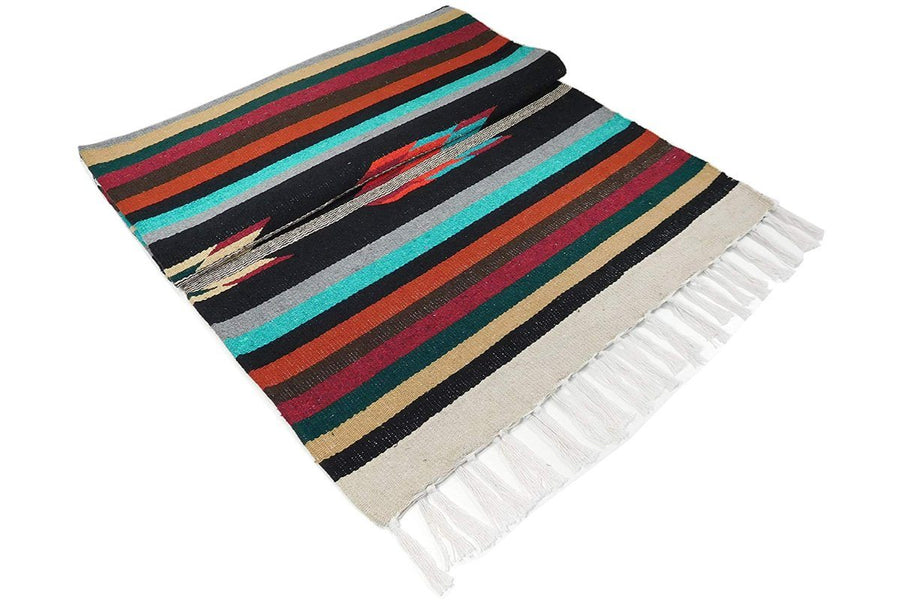 Thunderbird Blanket - Black