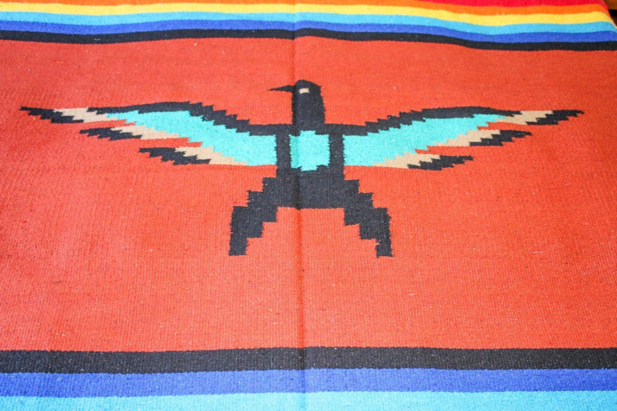 Thunderbird Center Blanket Design