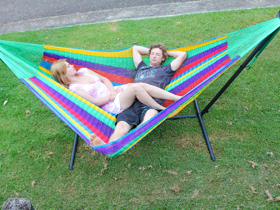 Portable Hammock Stand and Hammock Package