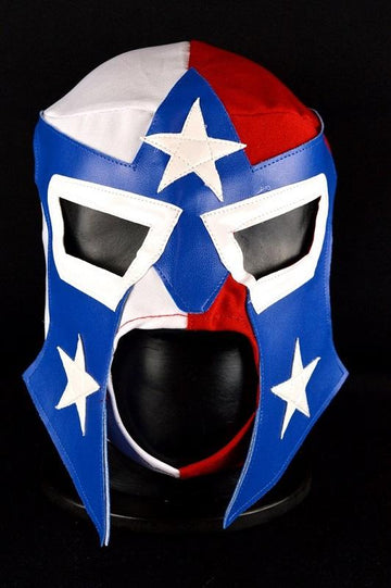 Team USA Mexican Wrestling Mask