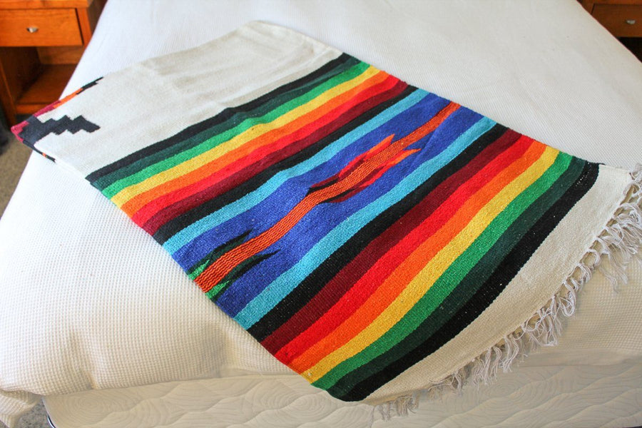 Large Heavy Duty Western Style Mexican Blanket