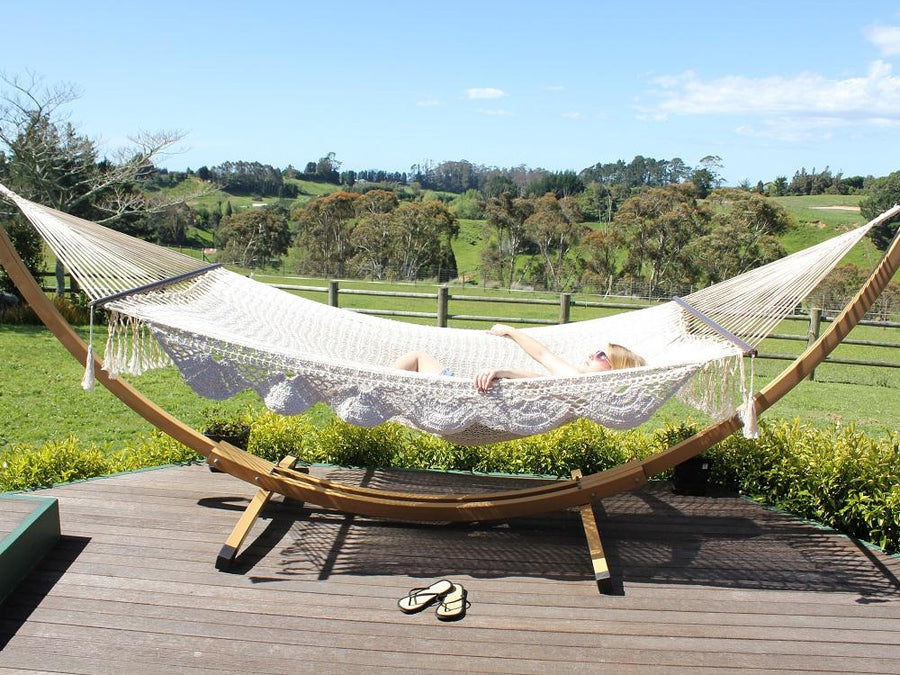 Hammock on deck nz