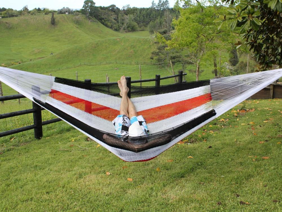 Mexican Weather Resistant Material Hammock