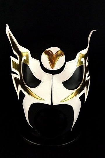 Ultimo Guerrero Black Wrestling Mask