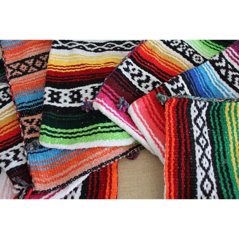 Colourful Mexican should bags