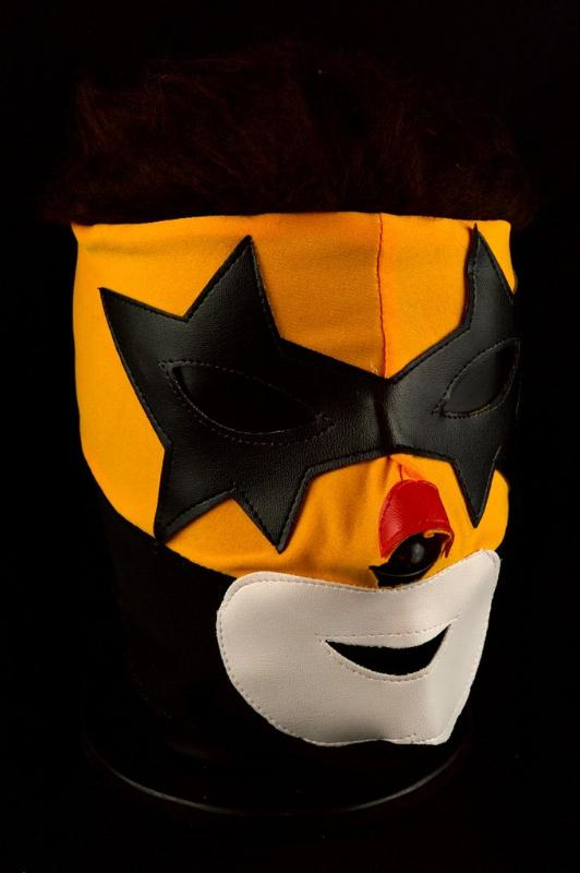 Clown Mask - Mexican Wrestling