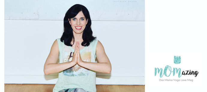 Interview mit MOMazing - Das Mama Yoga Love Mag