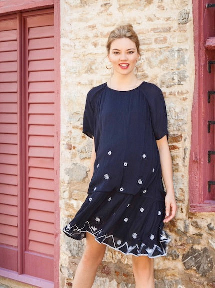 summer stories Kleid