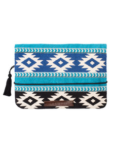 Diaper clutch berber love clutch