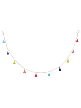 Girlande *flashy tassel* in bunt von mara mea