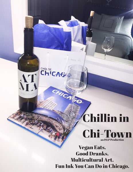 Chillin in Chi-Town: a digital travel guide