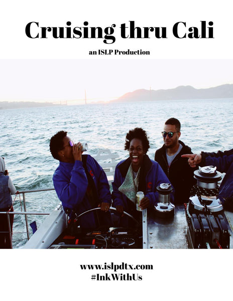 Cruising thru Cali: a digital travel guide