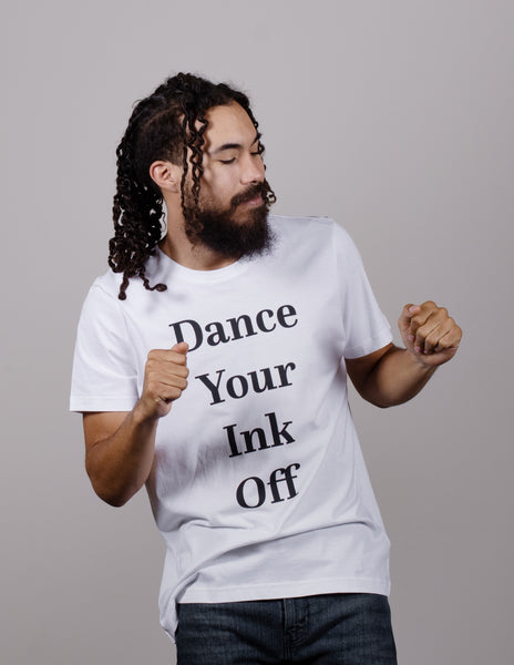 Dance Your Ink Off T-Shirt