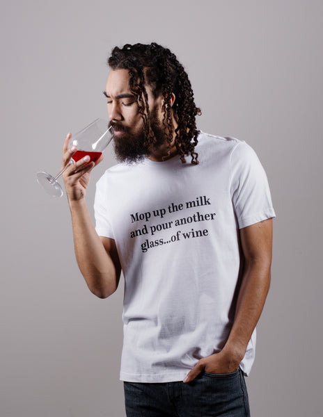 Mop Up the Milk T-Shirt