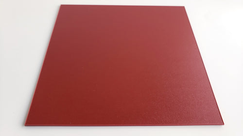 Cut Royalite™HG by Spartech™ - Blood Red