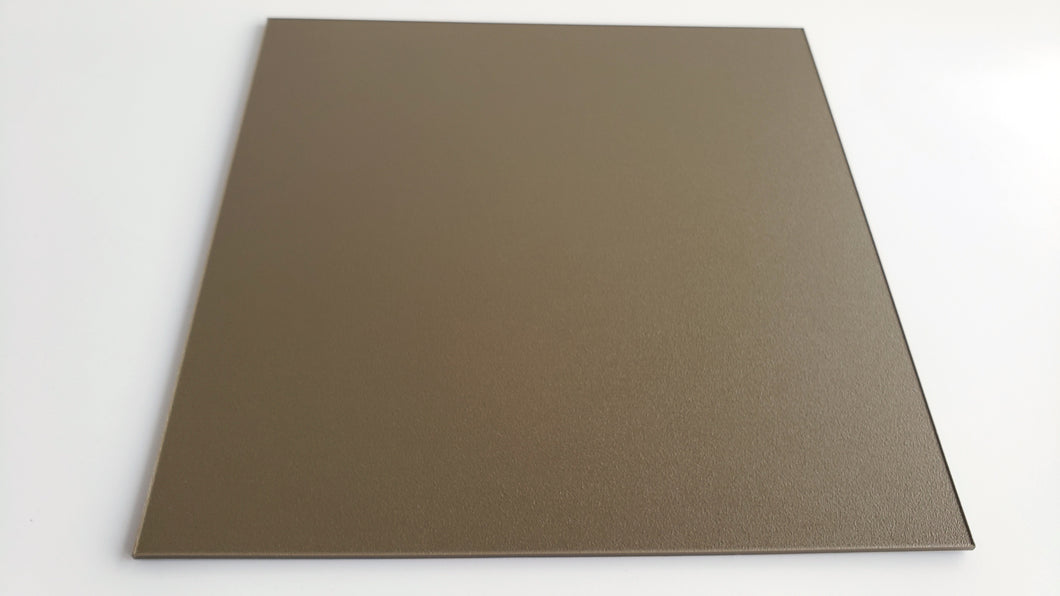 Cut Royalite™HG by Spartech™ - Flat Dark Earth