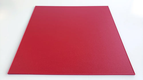 Cut Royalite™HG by Spartech™ - EMT Red