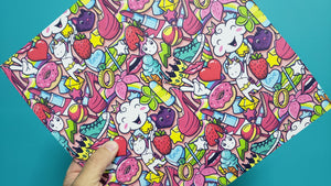 """Infused"" Crazy Girly Pattern"