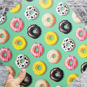 """Infused"" The Big Donut Pattern"
