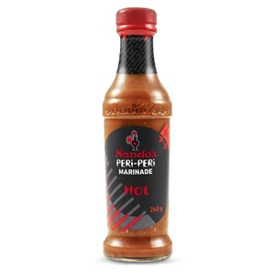 Hot PERi-PERi marinade 250ml