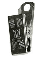2514 (#1114) Badge Clip
