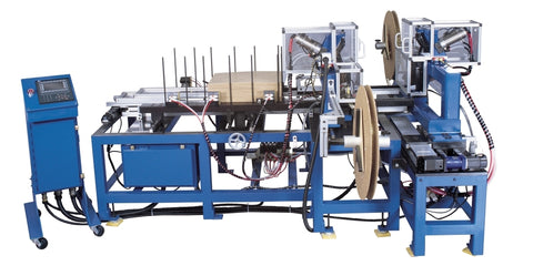 Automatic Poster Hanger Machine