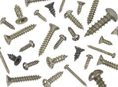 #2 Nickel Wood Screw