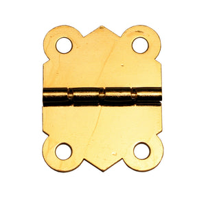 L1278  Large Decorative Hinge With Stop