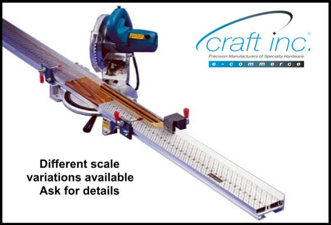 Miter Saw Systems and Scales