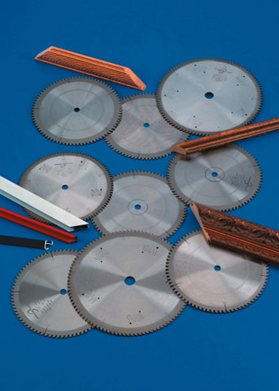 "10"" 100 Tooth Carbide Tipped Saw Blade"