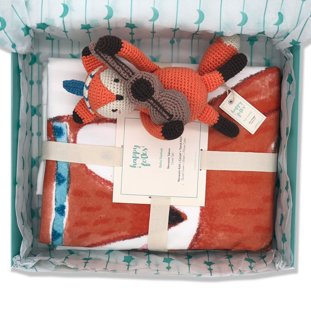Mr. Fox Sleeping Kit