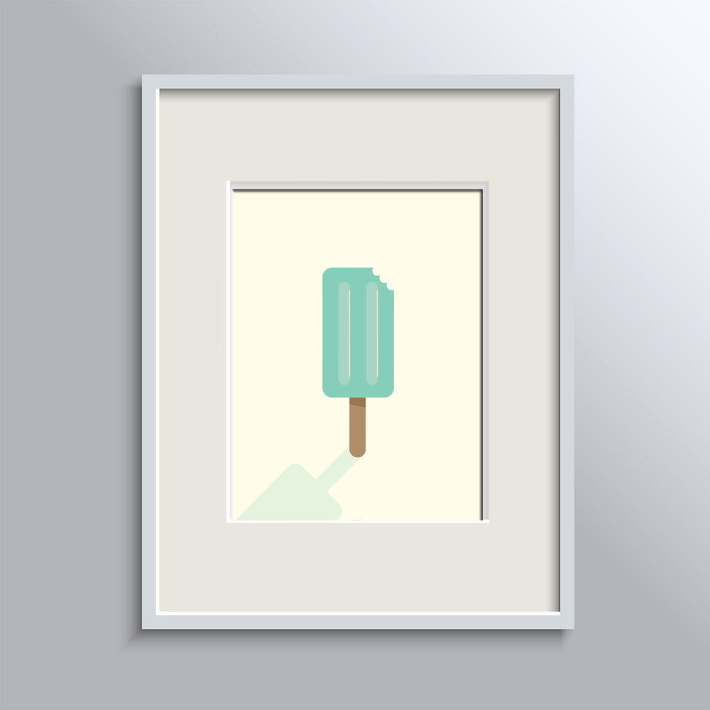 Ice Cream Land Poster No 3