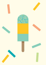 Ice Cream Land Poster No 2