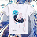 rolecos-anime-land-of-the-lustrous-cosplay-t- anime image