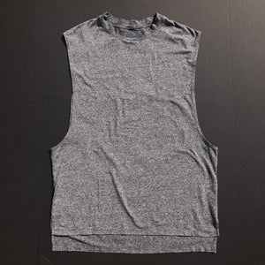 The Muscle Tee - Grey
