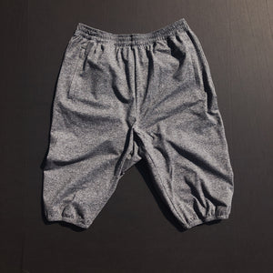 3/4 Functional Trainer Short - Heathered Steel