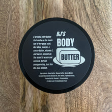 Load image into Gallery viewer, BJ's Body Butter