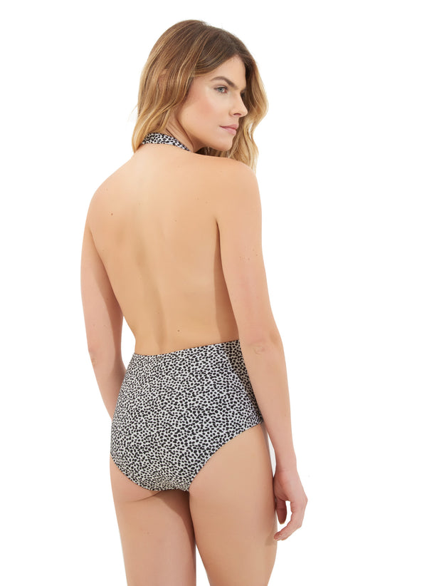 Dri Modern Dots Swimsuit