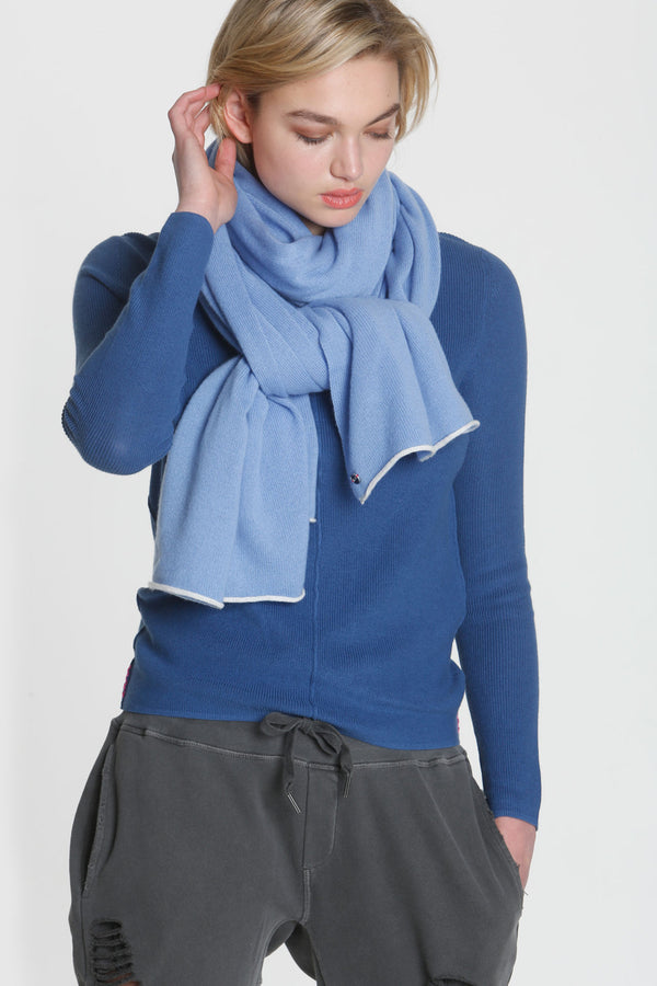 Luxe-30 Jet Wrap Chambray