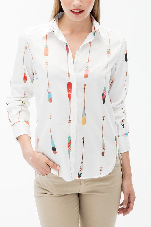 <p><b>Expected delivery in mid-March</b></p> Gaby Shirt