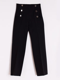 Lidia Black Pants