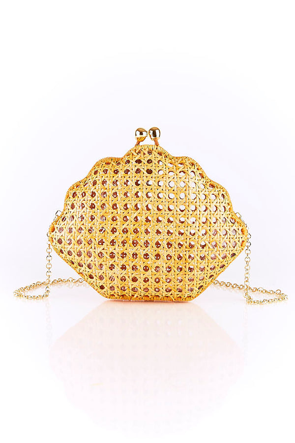 Bella Shell Clutch