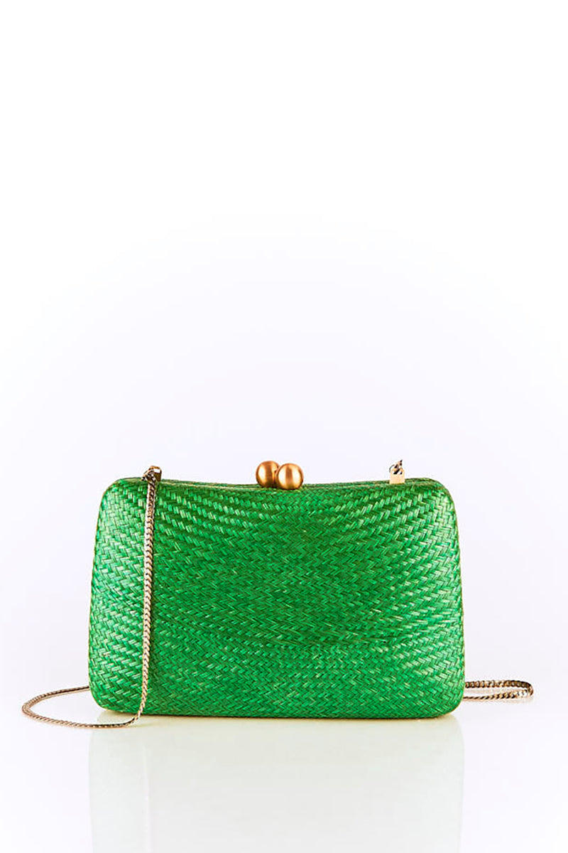 Marissa Green Clutch