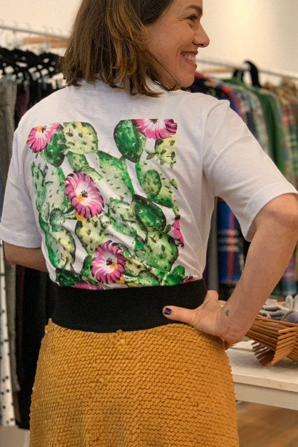 Cactus T-Shirt - Muralista Collection