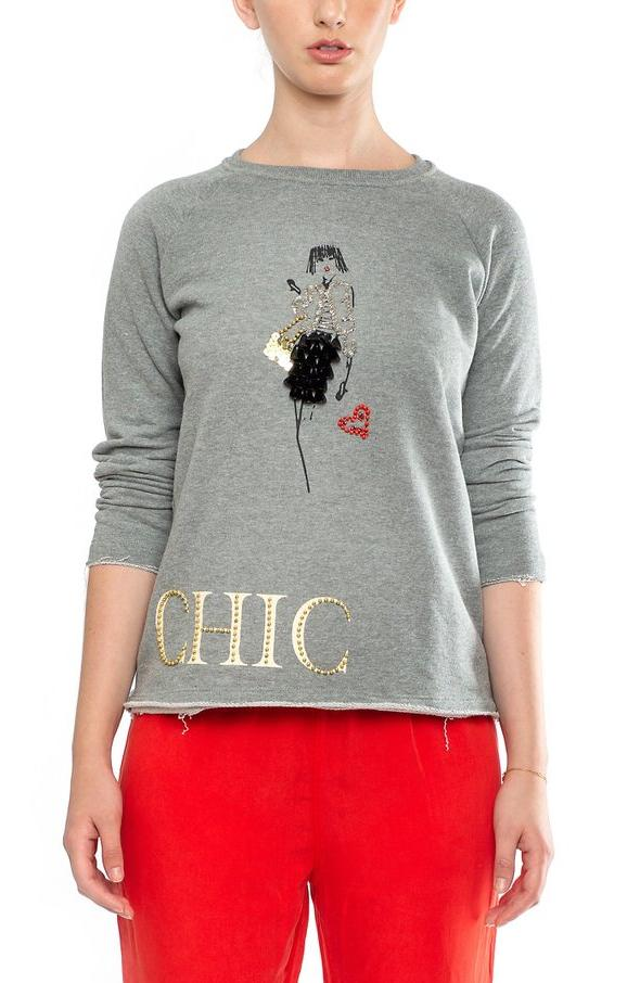 Chic Girl Sweatshirt