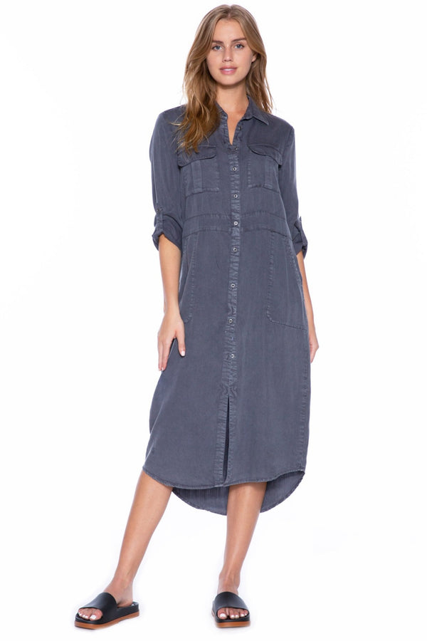 Shirtdress Coco Black