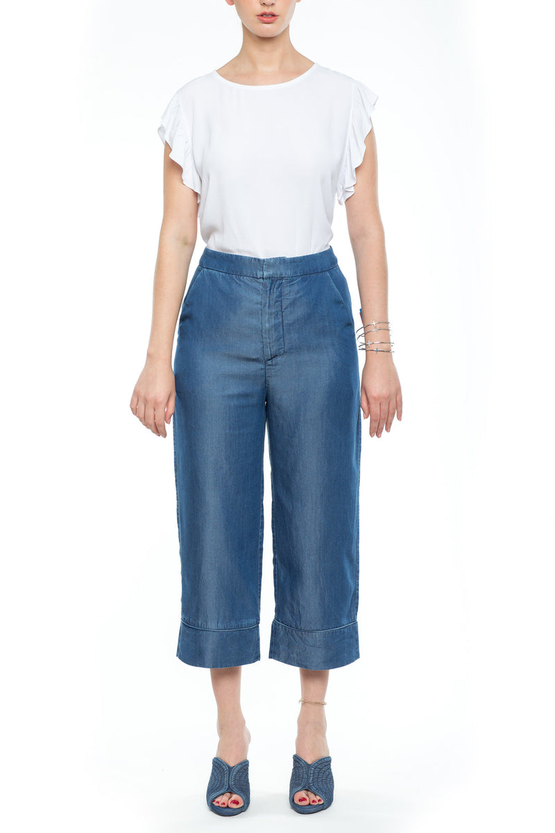 Culotte Dark Blue