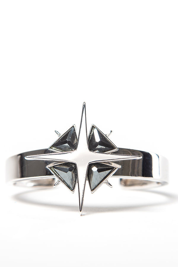 Star of Venus Hematite Cuff