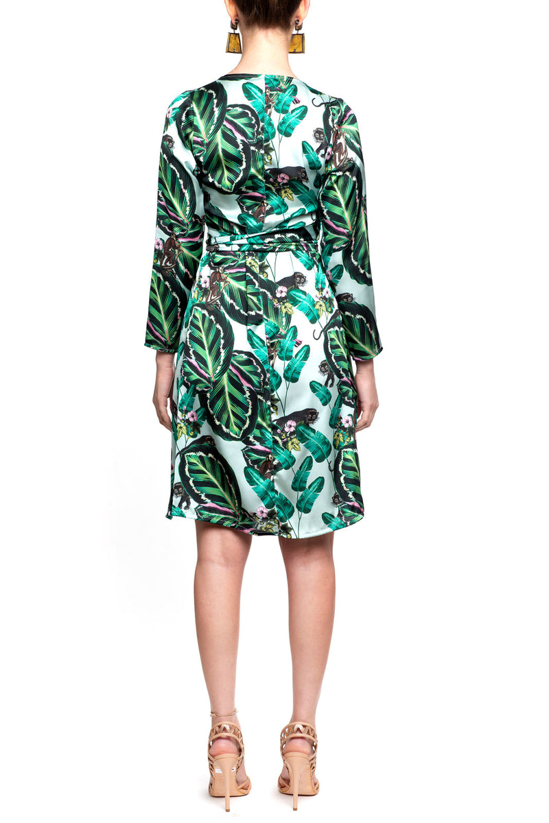 Wrap Dress Amazonas